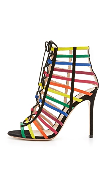 Mary Katrantzou Canel Sandals