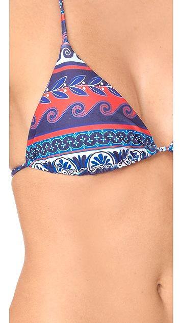 Mary Katrantzou Two Piece Swimsuit
