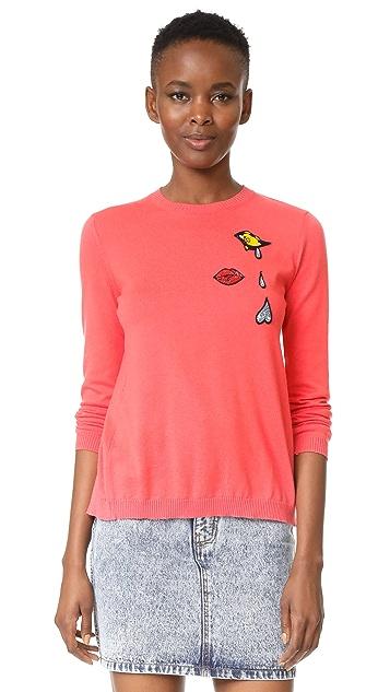 Mary Katrantzou Rummy Sweater