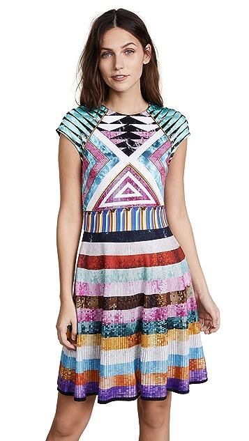 Mary Katrantzou Pinto Jersey Dress