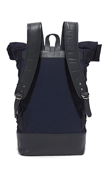 MKI Roll Top Backpack
