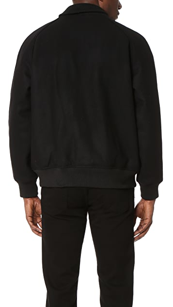 MKI FW Raglan Varsity Jacket