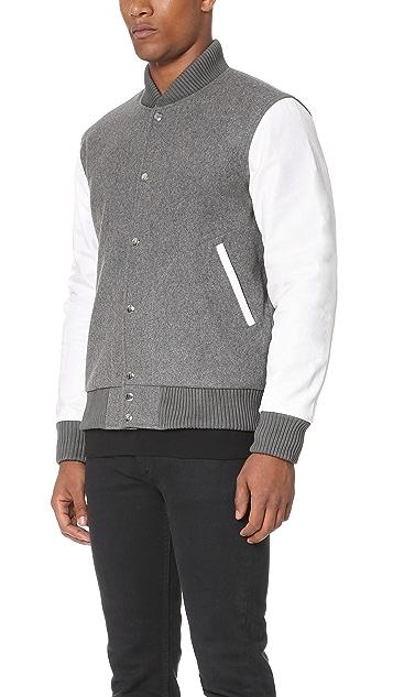 MKI Classic Varsity Jacket