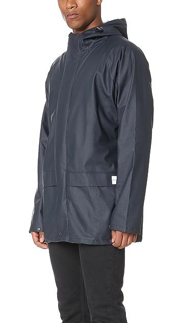 MKI Hooded Rain Jacket