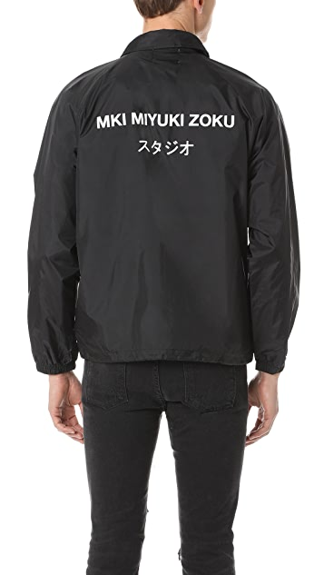 MKI Unlined Studio Coach Jacket