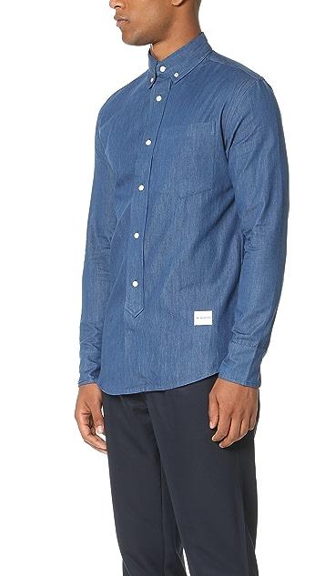 MKI Classic Denim Shirt