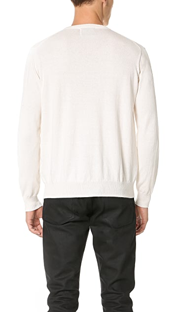 MKI Cotton Cashmere Sweater