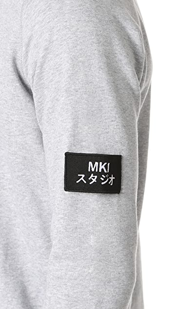MKI Badge Sweatshirt