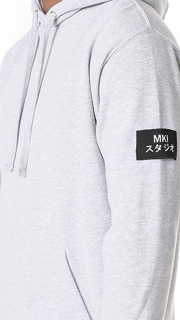 MKI Badge Hoodie