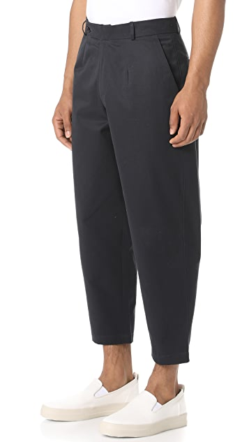 MKI Wide Leg Trousers