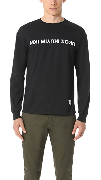 MKI Mixed Logo Shirt