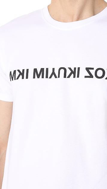 MKI Mix Logo Tee