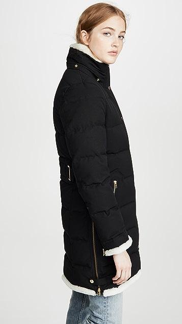Moose 指环 Mont Joli 派克大衣