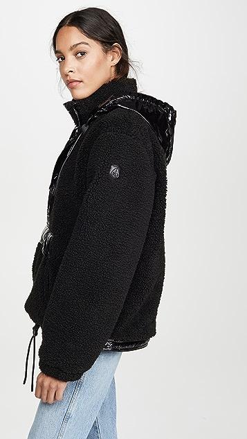 Moose Knuckles Sherpa Pullover Jacket