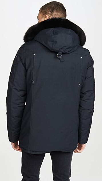 Moose Knuckles Pearson Jacket With Fur