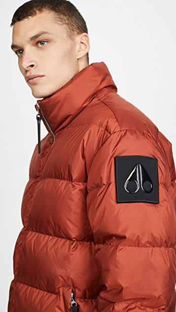Moose Knuckles Maginot Puffer Jacket