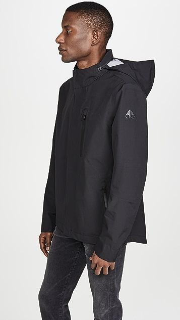 Moose Knuckles Evergreen Waterproof Jacket