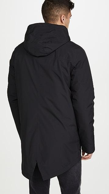 Moose Knuckles Dally 3-In-1 Mac Jacket
