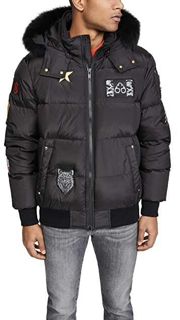 Moose Knuckles Colinton Bomber Jacket
