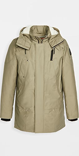 Moose Knuckles - Saint Ulric Parka with Ivory Shearling