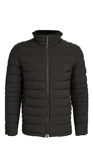 Moose Knuckles Silverthorne Sherpa Collar Flex Jacket