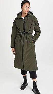 무스너클 코트 Moose Knuckles Freeman Anorak Coat,Military Green
