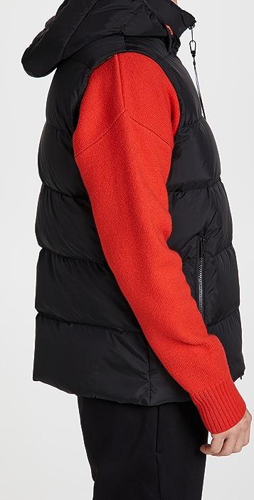 Moose Knuckles Montrose Lightweight Down Vest