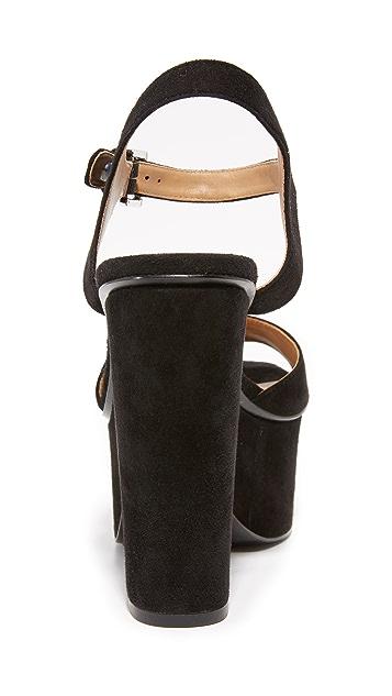 Michael Kors Collection Harley Platform Sandals