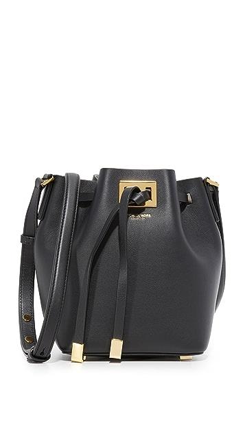 3ac11d53877177 Michael Kors Collection Miranda Small Bucket Bag | SHOPBOP