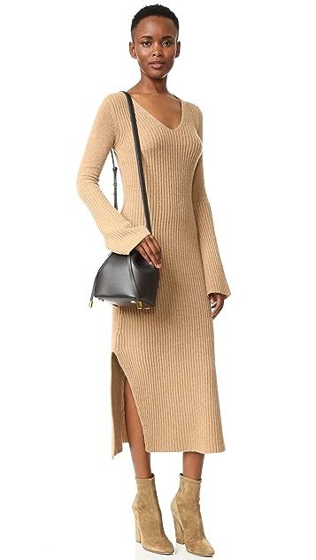 Michael Kors Collection Miranda Small Bucket Bag
