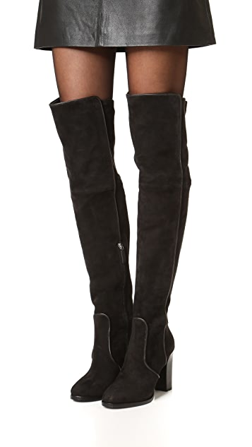 Michael Kors Collection Cutler Over the Knee Boots