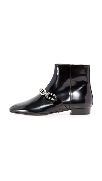 Michael Kors Collection Lennox Ankle Booties