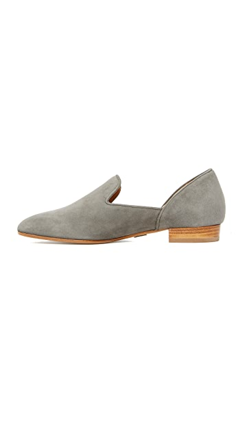 Michael Kors Collection Fielding Cutout Loafers