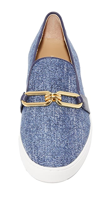 Michael Kors Collection Lennox Slip On Sneakers
