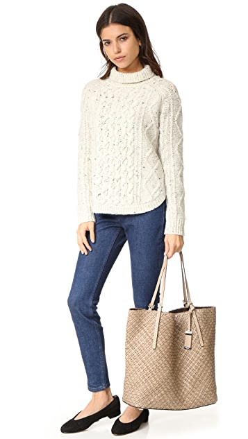 Michael Kors Collection Hutton Large Tote