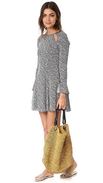 Michael Kors Collection Santorini Large Shoulder Bag