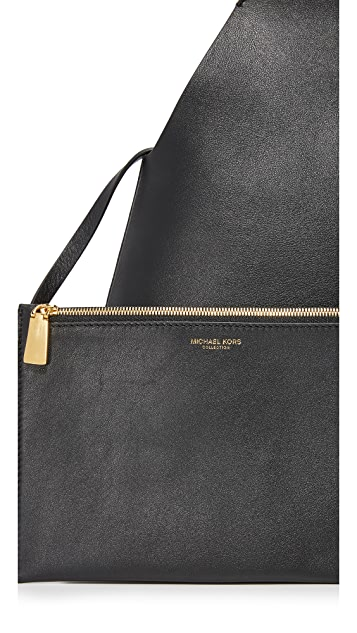 Michael Kors Collection Cooper Ring Tote