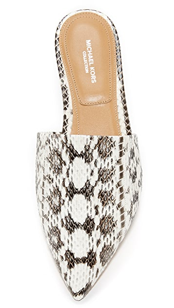 Michael Kors Collection Darla Mules