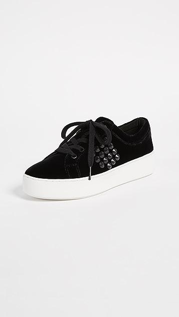 Michael Kors Collection Valin Platform Sneakers