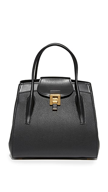 MICHAEL KORS COLLECTION Bancroft Large Calf Leather tote