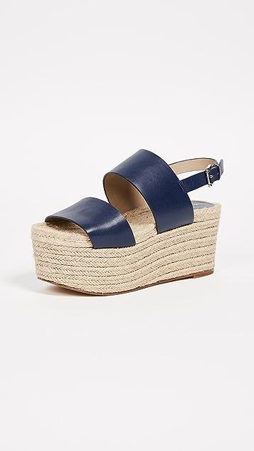 5f89a0741022 Michael Kors Collection Tenley Platform Sandals