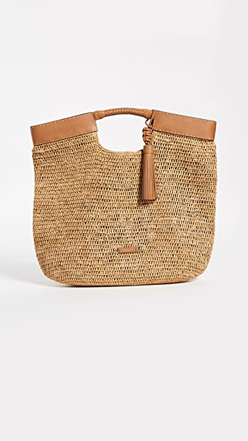 Michael Kors Collection Loren Market Bag