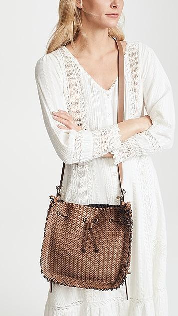 Michael Kors Collection Maldives Shoulder Bag with Drawstring