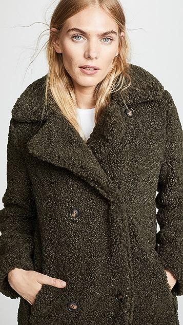 MKT Studio Madime Sherpa Coat