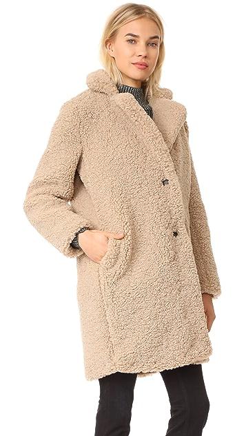 MKT Studio Mania Sherpa Coat