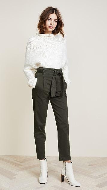 MKT Studio Paleonia Paperbag Waist Trousers