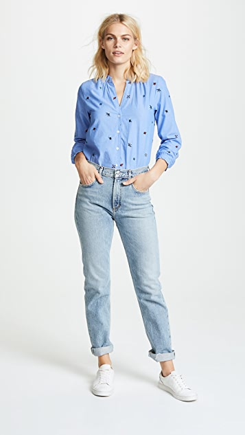MKT Studio Chemssy Chambray Shirt