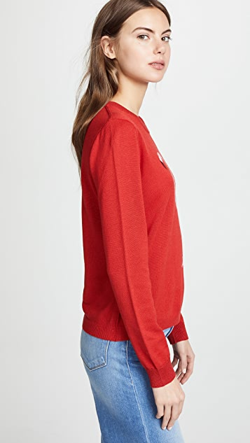 MKT Studio Kamingo Knit Top