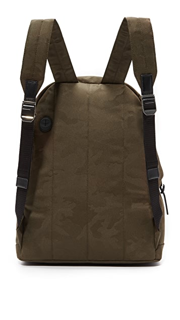 Michael Kors Grant Camo Jacquard Backpack