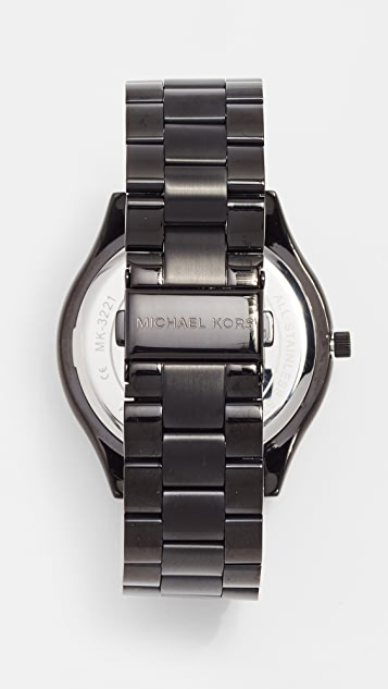 Michael Kors Slim Runway Watch